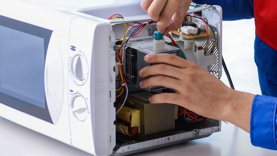 micro-onde reparateur
